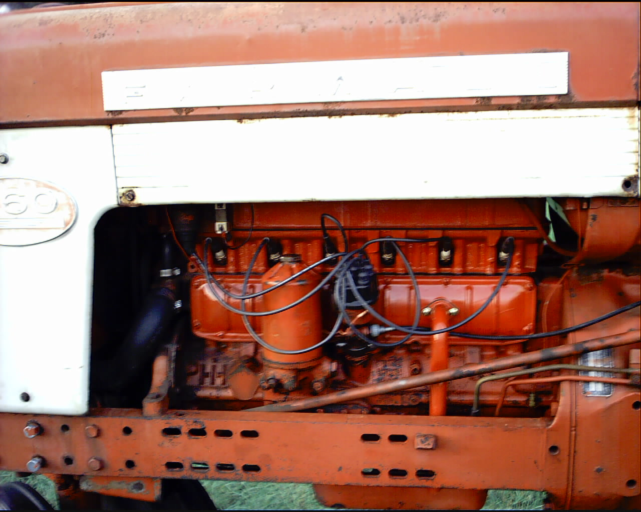 Farmall 560 Tractor Electrical Wiring Tractor015